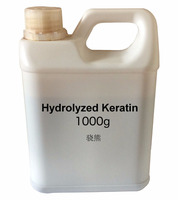 100% PURE Hydrolyzed Keratin DIY Hair Treatment STRAIGHT HAIR Very Effective 1000g Free Shipping