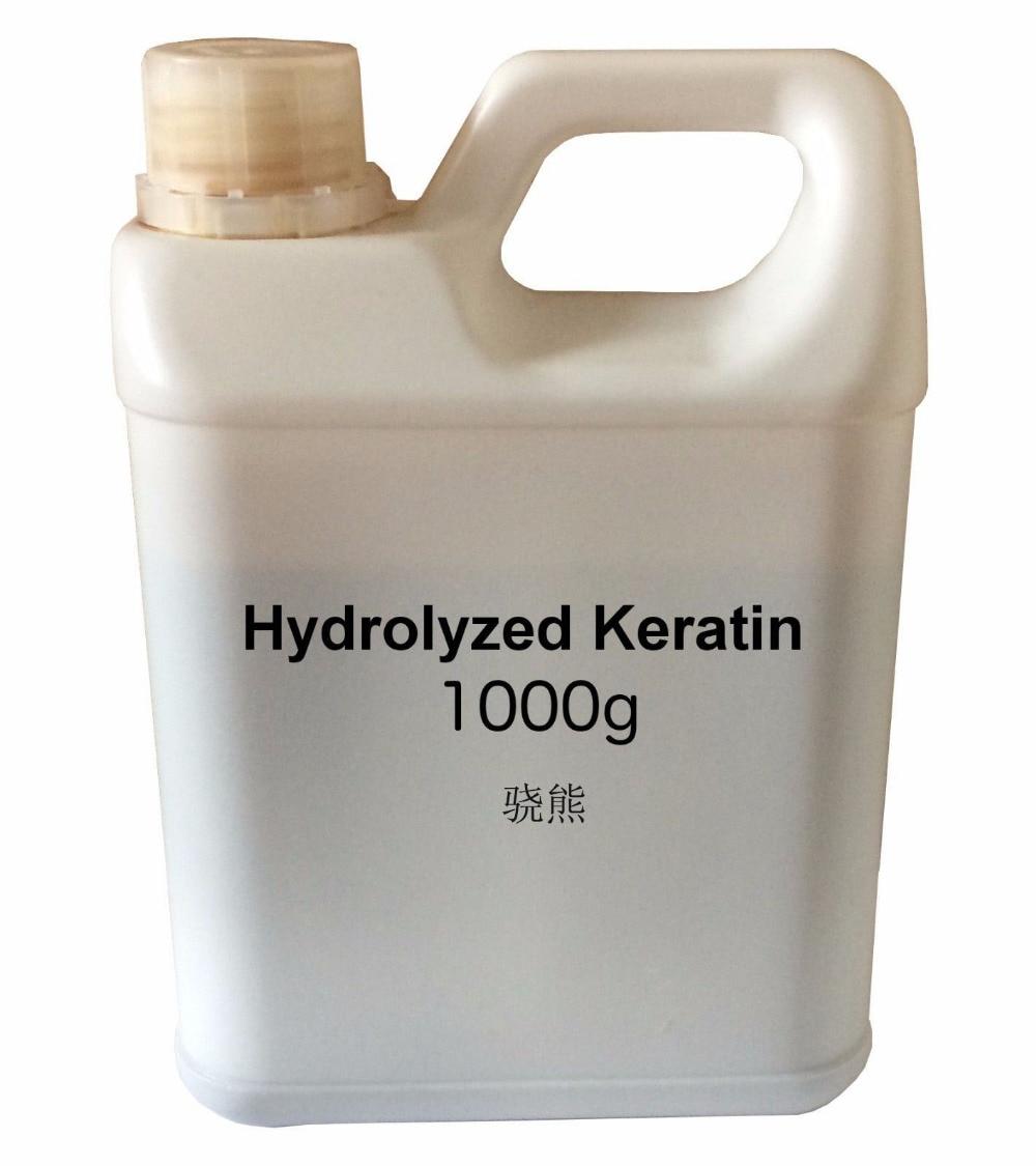 100% pur hydrolysé kératine bricolage traitement des cheveux cheveux raides très efficace 1000g livraison gratuite