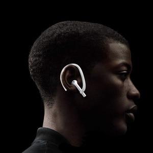 Image 3 - 抗ロストホルダーイヤホンスタンドappleのiphone xs max x xr airpods 2/3プロワイヤレスヘッドフォンマウント耳フックキャップイヤーフック