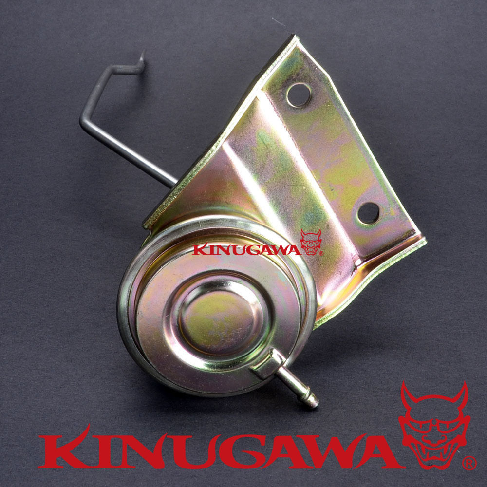 Kinugawa Turbo Wastegate Actuator for Mitsubishi MK2 Pajero Shogun 4D56T 2.5L 0.6Bar MD188695 футболка домашняя diesel diesel di303emaewv0