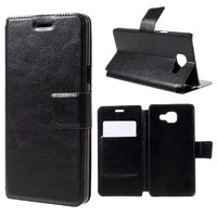 JOVO case Flip Cover Smart Phone PU Leather Case Shell with Card Holder For Samsung Galaxy A5 SM-A510F (2016)