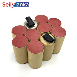 For Flex 12V 4000mAh battery pack SC Ni MH 280747, AB12 AC12 New self installation electric power tool