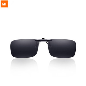 Image 1 - Xiaomi Turok Steinhardt TS Brand Clip Sunglasses Polarized Clear Sight Glass Anti UVA UVB for Outdoor Travel Man Woman