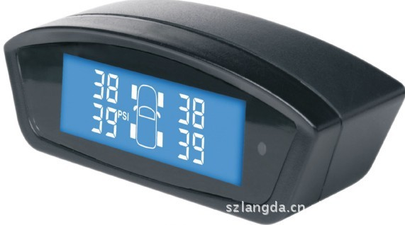 Wireless tire pressure monitoring system TPMS tire pressure monitor, automotive safety supplies