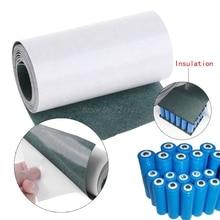 18650 Battery Insulation Gasket Barley Paper Li-ion Cell Insulating Glue Patch Insulation Gasket