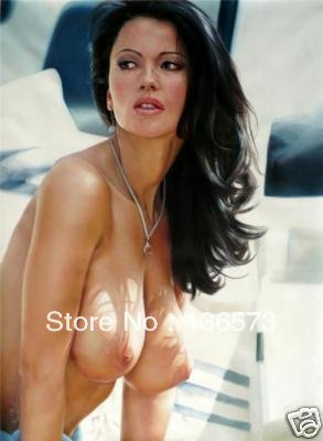 Paintings of sexy naked women, plum women bikini pics photos