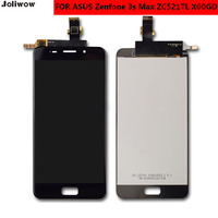 FOR ASUS Zenfone Pegasus 3s Max ZC521TL X00GD LCD Display Touch Screen Tools Assembly Replacement For