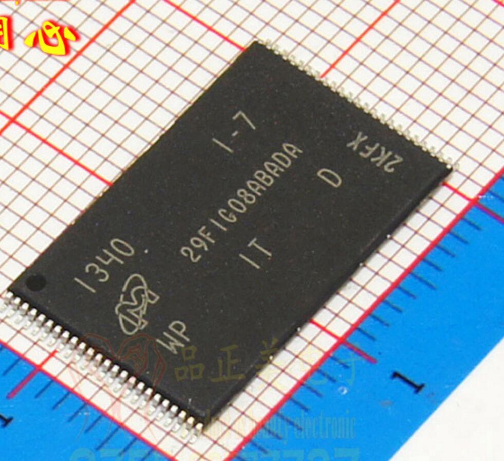 MT29F1G08 TSOP48 SLC NAND Flash Parallel 3.3V 1G-bit 128M x 8 48-Pin TSOP MT29F1G08ABAEAWP:E