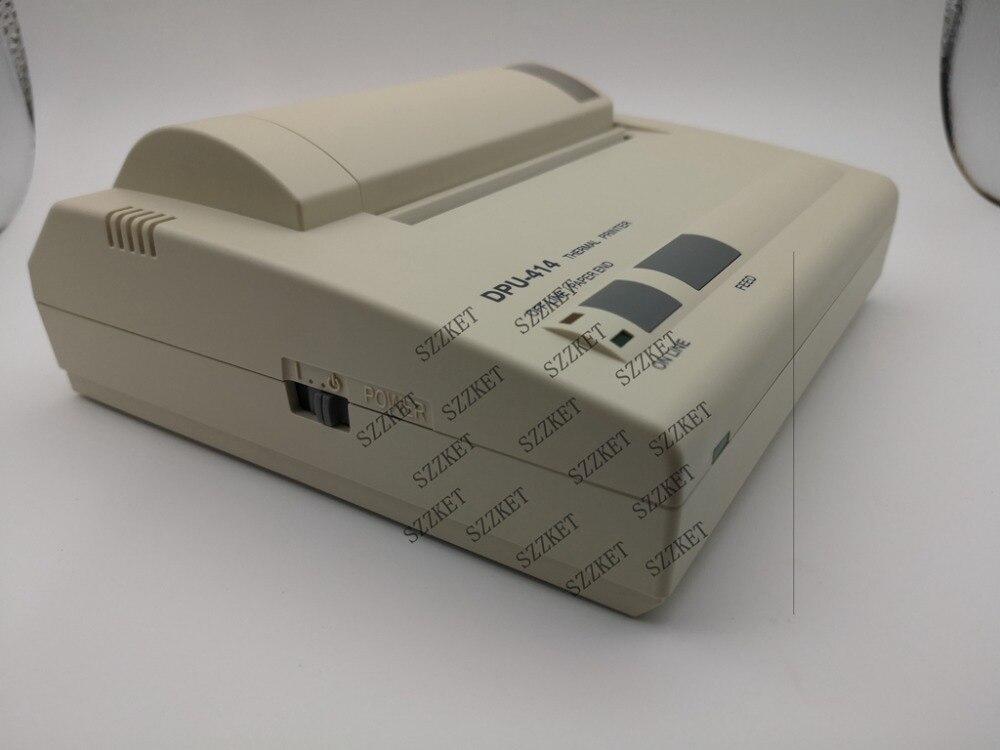 Thermische drucker DPU-414-40B-E, schiff ausrüstung drucker DPU414, medizinische ausrüstung professionelle thermische drucker DPU-414-40B, DPU-414