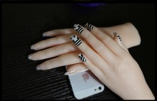 left + right realistic mannequin hands, ring display ,jewelry mannequin display,Model Nail Art Hand ,model hand artist недорого