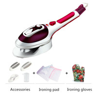 110V/220V Household Appliances Vertical Steamer Garment Steamer with Steam Irons Brushes Iron for Ironing Clothes for Home