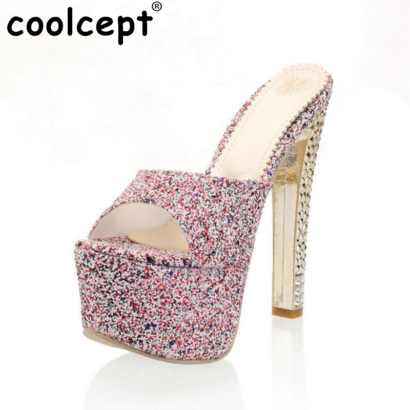 women high heel sandals platform print sexy ladies summer fashion brand heeled footwear shoes P11240 hot sale EUR size 33-40 2016 spring new fashion women hot sale nightclub sexy fine with platform high heeled shoes ol shoes baok 8e36