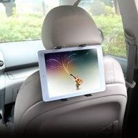 Araba Kafalık Dağı Tutucu Tablet Araba Arka Koltuk Standı Ayarlanabilir 360 Rotasyon Braketi kullanımı için 7-11 inç Samsung huawei lenovo 10.1