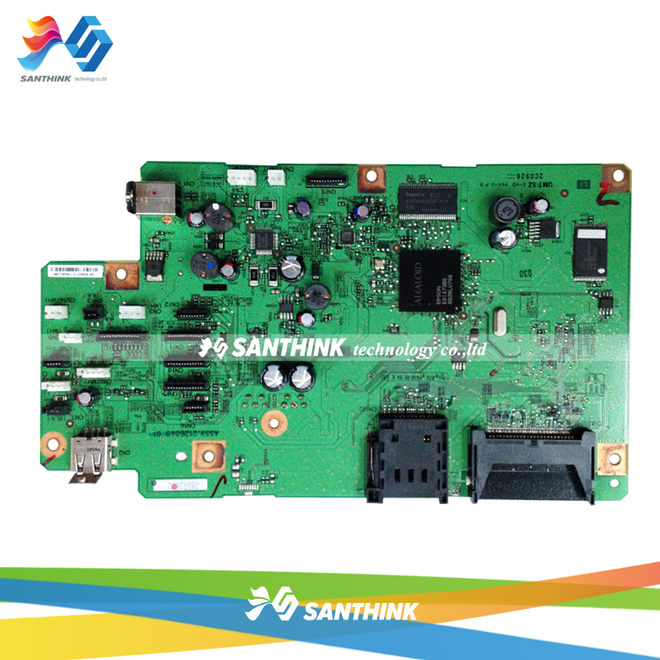 Original Main Board For Epson TX650 PX650 TX PX 650 EP-702A Formatter Board Mainboard formatter pca assy formatter board logic main board mainboard mother board for hp m775 m775dn m775f m775z m775z ce396 60001