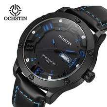 2017 Ochstin Watches Men Military Sports Quartz Luxury Brand Fashion Casual Auto Date Week Waterproof Wristwatches