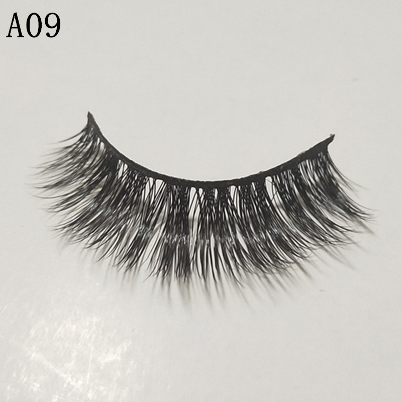 False Eyelashes Eyelashes Full Strip Lashes 3d Mink Eyelashes Natural Long Ups Free Shipping 1000pair Mink Lashes Make Up False Eyelashes Vendor