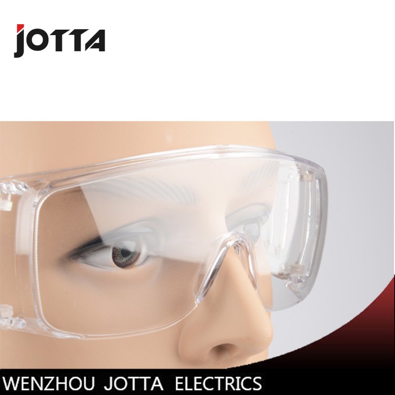 Protective Goggles Fit Over Glasse Anti Virus Saliva Anti-Dust&Shock Safety Glasses Transparent Eyepiece Eye Protection