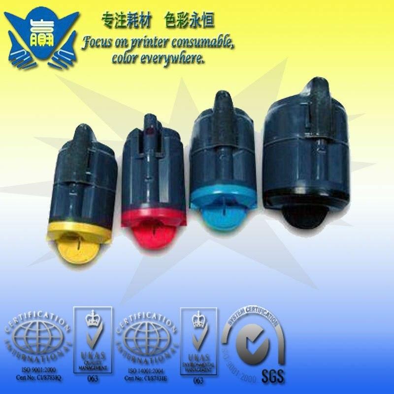 Jianyingchen Colour Suitable Toner Cartridge For Epson C900 C1900 Laser Printer (4Pcs/lot)