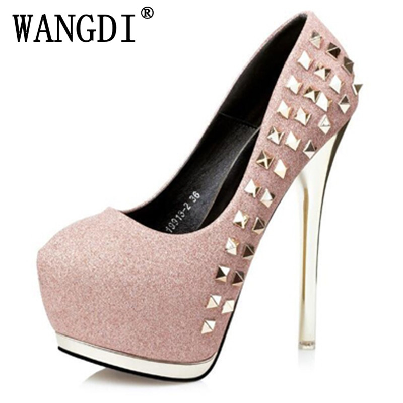 2018 platform pumps glitter shoes sexy heels women shoes pumps pink heels silver wedding shoes high heels bridal shoes gold wedding shoes bridal platform heels spring pumps gold shoes heels peep toe women s pumps silver high heels sexy pumps yma134