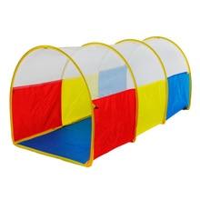 Kinder Kriechen Durch Spielen Tunnel Spielzeug, Faltbare Pop up Tunnel für Kleinkinder Babys Kleinkinder & Kinder Sport, indoor & Outdoor Rohr