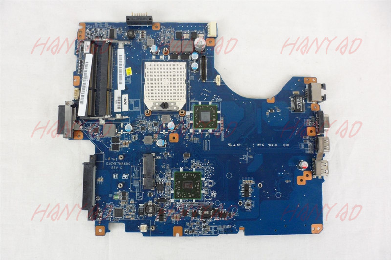 DA0NE7MB6D0 For Sony VAIO VPCEE laptop motherboard VPCEE2E1E VPCEE31FX A1784741A DDR3 free Shipping 100% test ok