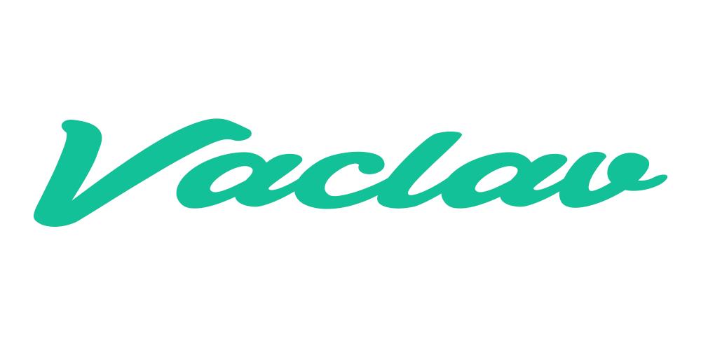 Лого бренда Vaclav из Китая