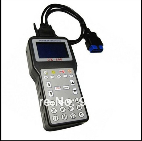 New Multi language Multibrand CK100 Auto Key Programmer CK 100 V39 02 New SBB CK 100