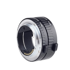 Image 4 - Viltrox DG NEX Auto Focus Macro Extension Tube Lens Adapter for Sony E Mount Camera A9 A7II A7RII A7SII A6500 A6300