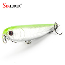 SEALURER Pencil Fishing Lure Wobbler Slow Floating 22g 12cm Pesca Crankbait Hard Bait Tackle 1pcs lot