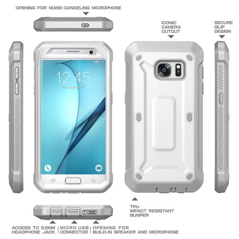 SPCASE Hybrid Armor Unicorn Beetle <font><b>Phone</b></font> <font><b>Case</b></font> for <font><b>Samsung</b></font> <font><b>S8</b></font> Plus S7 Edge Heavy Duty Shockproof Defender Back Cover for iPhone 7