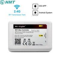 Led Controller 2 4G DC5V 500mA RF Wireless Milight Led Controller For 5050 RGB RGBW Led