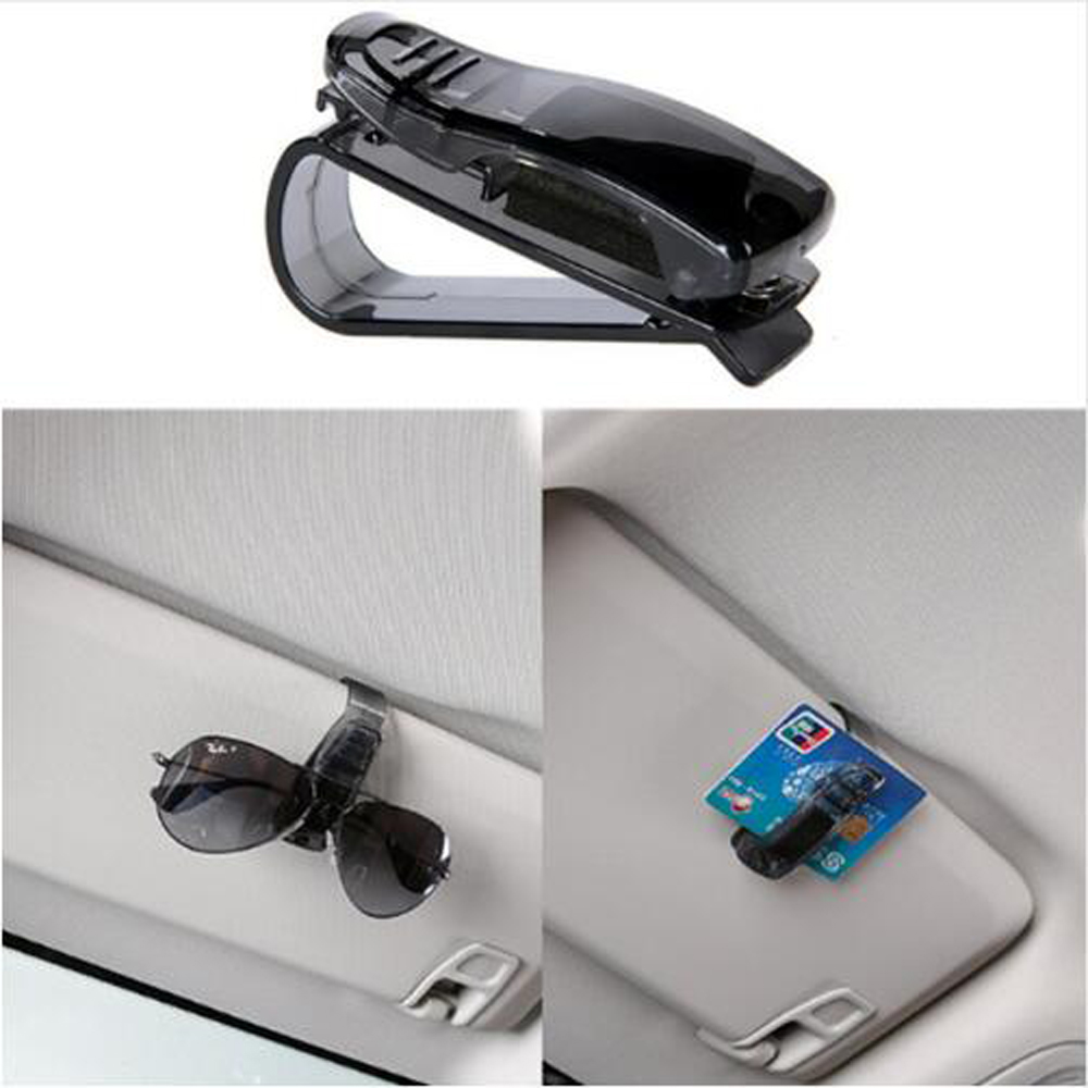 Auto Styling Auto Zonneklep Bril Kaarthouder Ticket Clip Voor Chevrolet Cruze Trax Aveo Lova Sail Epica Captiva Volt Camaro Bekwame Productie