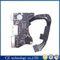 """Оптовая Magsafe Ввода/Вывода Аудио USB Плата для MacBook Air 11 """"2011 A1370 1370 MC968 MC969 820-3053-A 100% рабочая"""
