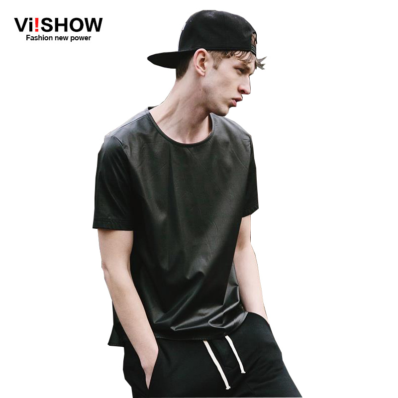 Online Get Cheap Leather Tshirts for Men -Aliexpress.com | Alibaba ...
