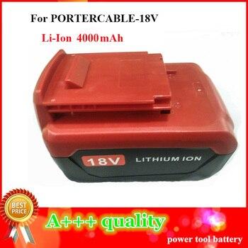 Batería de la herramienta eléctrica del reemplazo de la versión antigua del Li-ion de 18 V 4.0Ah de alta calidad para el CABLE del portero PCB18LX