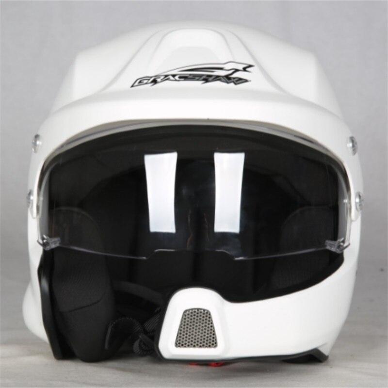 Intégrés intelligents Bluetooth Casque Casque De Course De Voiture Similaire Suomy Moto Casque Casco avec Pic et Visière Gracshaw G727