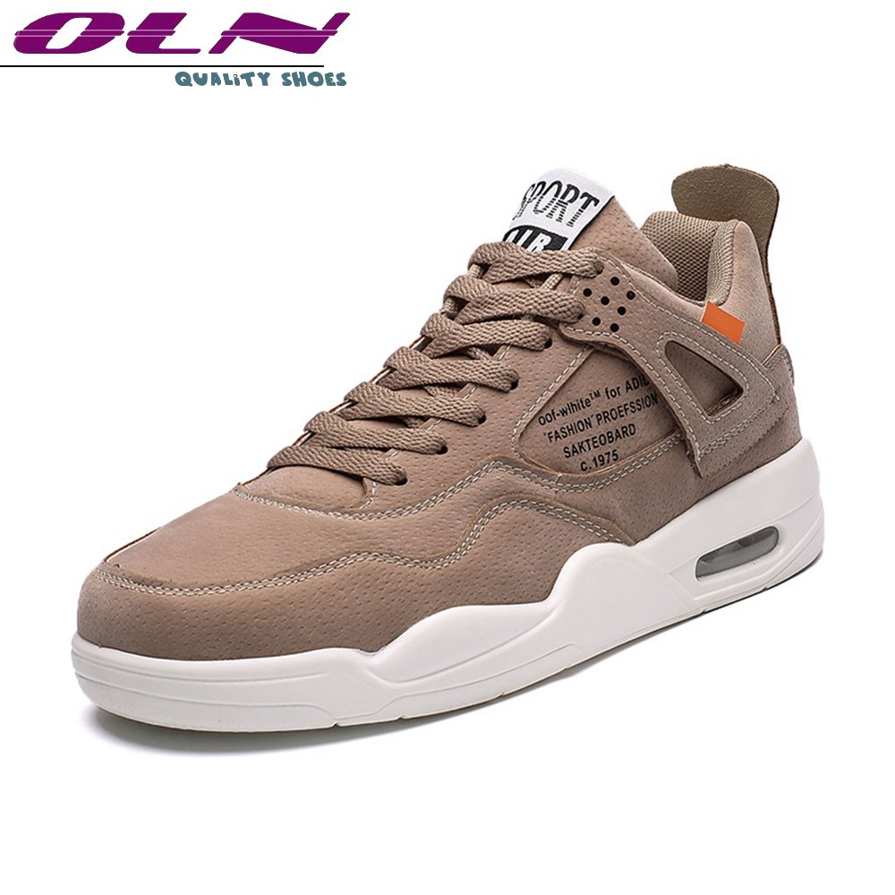New Casual Shoes Men 2018 Lace Up Slam Dunk Flats Sports