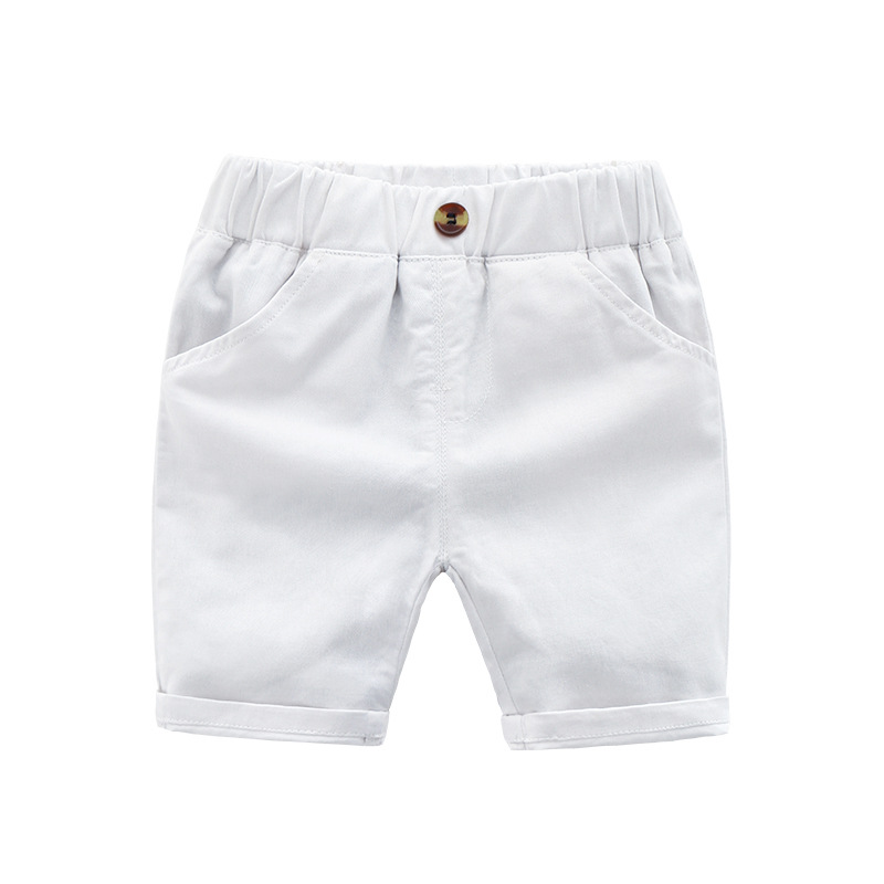 eabe4ad1ce best top white boys shorts ideas and get free shipping - ccd6n6e1