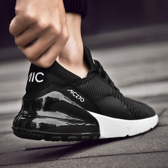 Zapatillas de correr para hombres y mujeres 2019 nuevas zapatillas de deporte al aire libre para hombre calzado de verano Atlético Unisex transpirable