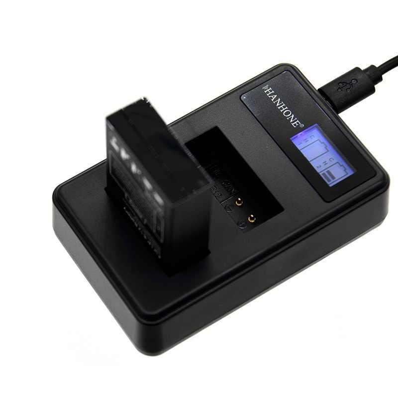 Комплект из 2 предметов, топ с 2400 мА/ч, LP-E12 LPE12 LP E12 Камера Батарея + LCD Dual charger для Canon M 100D поцелуй X7 Rebel SL1 EOS M10 EOS M50 DSLR