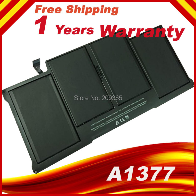 ORIGINAL Genuine A1377 Battery for Apple MacBook Air 13A1369 (Late 2010) MC504 MC503