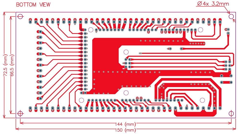 рейку винтовые клеммы модулем адаптера Дин для мега 2560 R3 и