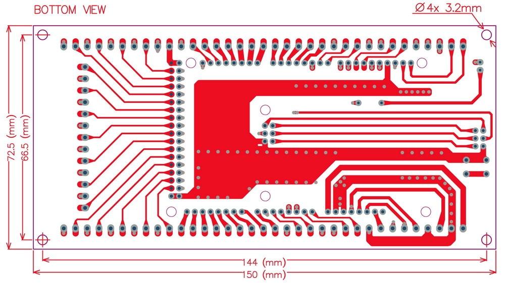 Module d'adaptateur de bornier à vis à montage sur Rail DIN, pour MEGA-2560 R3. - 4