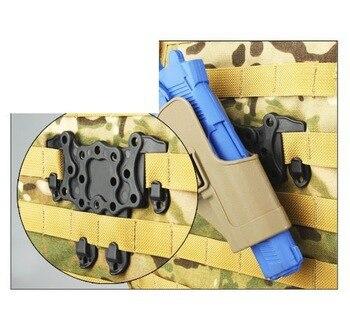 CQC Strike MOLLE Platform Holster STRIKE MOLLE Adapter holster fits SIG HK USP Compact GL Bracket
