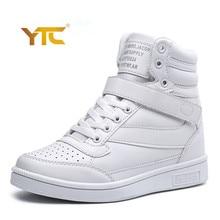 Casual font b Women b font Shoes Height Increasing Winter Casual Shoes font b Women b