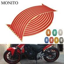Strip Motorcycle-Wheel-Sticker C650 F800r-Accessories F700GS F650GS C600 Sport Reflective Decals