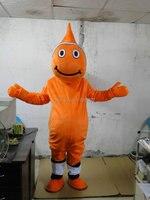 Hot 2017 dorosłych clown fish maskotki kostium darmowa wysyłka