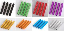 Free Shipping 20pcs M3 10 M3 35 Textured Netted aluminum alloy spacers Column Tubes for FPV