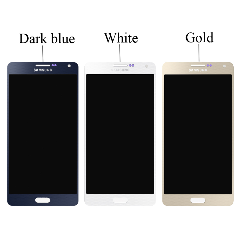 "Super AMOLED 5.5"" LCD For SAMSUNG Galaxy A700 LCD Touch Screen Digitizer For SAMSUNG A7 2015 Display A700H A700F A700S A700K"
