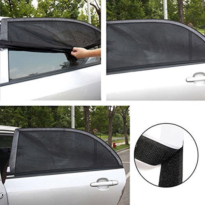 mayitr универсальный регулируемый заднего окна слепой